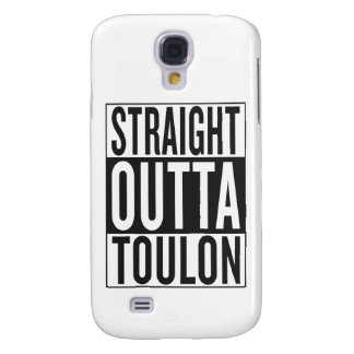 straight outta Toulon Samsung Galaxy S4 Covers