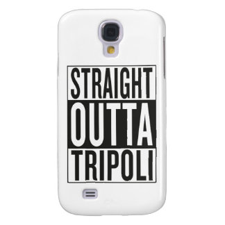 straight outta Tripoli Galaxy S4 Cover