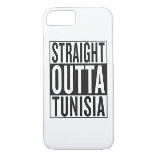 straight outta Tunisia iPhone 7 Case