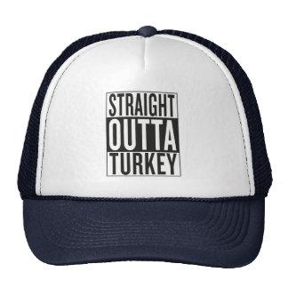 straight outta Turkey Cap