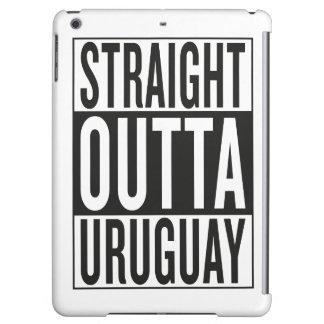 straight outta Uruguay