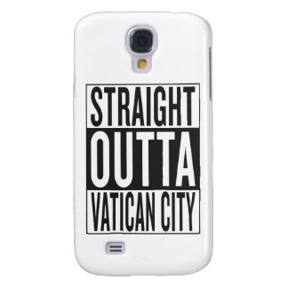 straight outta Vatican City Galaxy S4 Cases