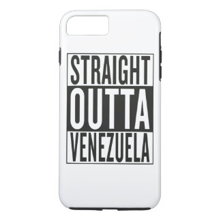 straight outta Venezuela iPhone 7 Plus Case