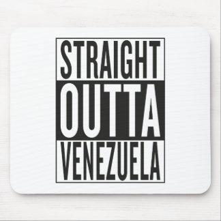 straight outta Venezuela Mouse Pad