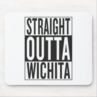 straight outta Wichita Mouse Pad