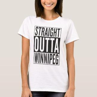 straight outta Winnipeg T-Shirt