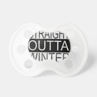 Straight outta WINTER Dummy