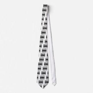 Straight outta WINTER Tie