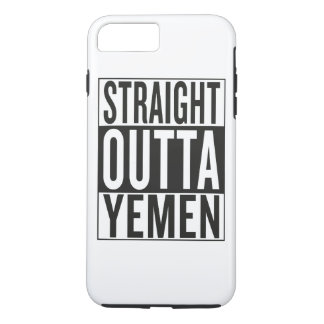 straight outta Yemen iPhone 7 Plus Case