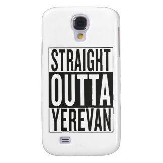 straight outta Yerevan Galaxy S4 Cases