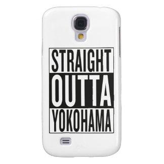 straight outta Yokohama Galaxy S4 Covers