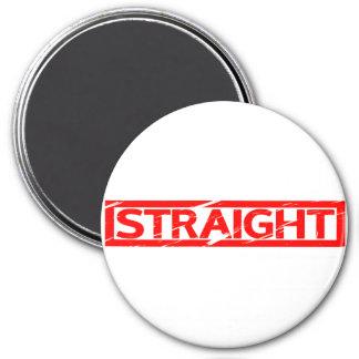 Straight Stamp Magnet