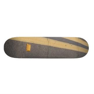 Straight Street Board 19.7 Cm Skateboard Deck