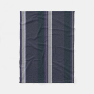 straight stripes design on a blanket