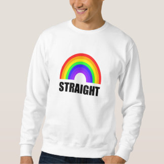 Straight Sweatshirt