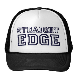 StraightEdge Cap