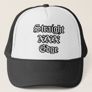 Straightedge Hat