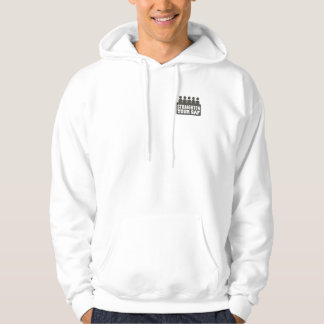 Straighten Your Saf_Hoodie Hoodie