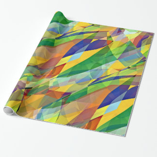 Strained Glass Gift Wrap
