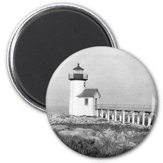 Straitsmouth Island Lighthouse Magnet