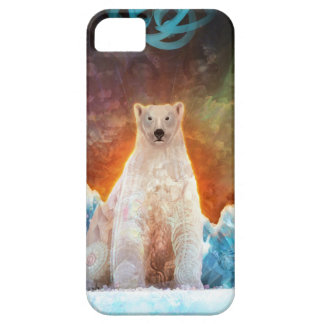 Stranded Polarbear iPhone 5 Case