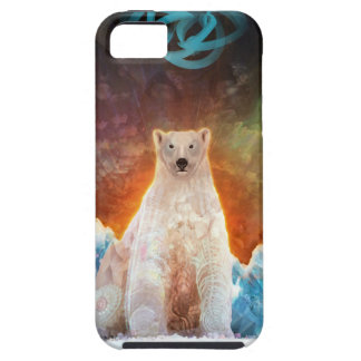 Stranded Polarbear iPhone 5 Cover