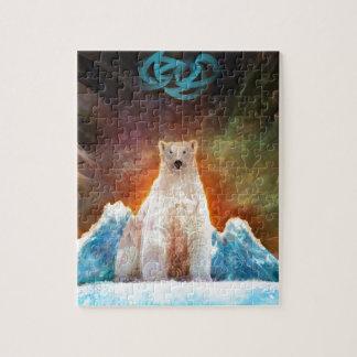 Stranded Polarbear Puzzle