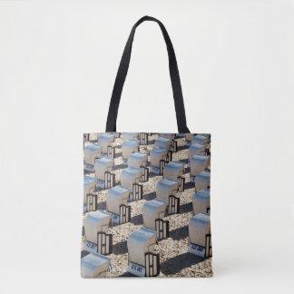 Strandkörbe Tote Bag