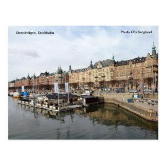 Strandvägen Stockholm Photo Ol Post Cards