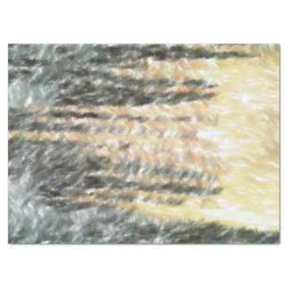 Strange abstract pattern tissue paper