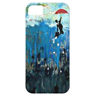 "Strange Blanket ""fresh air"" case iPhone 5 Case"