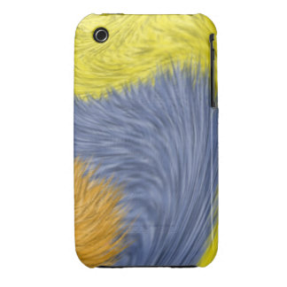 Strange colorful pattern iPhone 3 cover