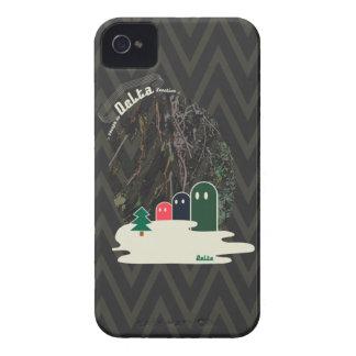 Strange creature Delta01typeA of lake iPhone 4 Case-Mate Case