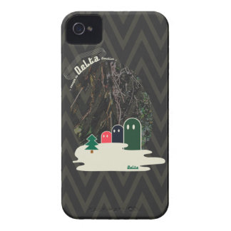 Strange creature Delta01typeA of lake iPhone 4 Case-Mate Case