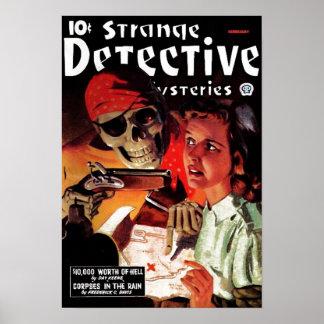 Strange Detective Mysteries Poster
