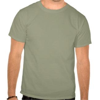 strange face tee shirt