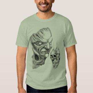 strange face tshirts