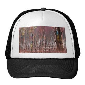 Strange Forest Cap