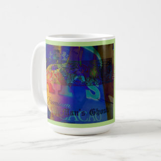Strange Fruit themed Black Visionary Mug