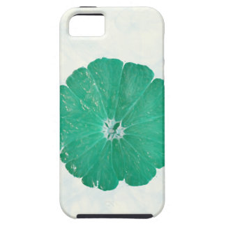 Strange Green Flower iPhone5 Case