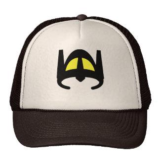 Strange Helmet Mesh Hat