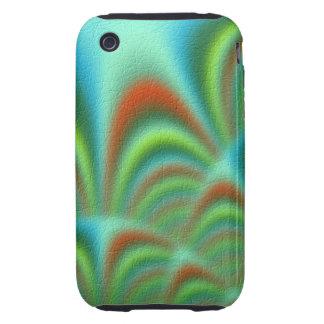 Strange modern art tough iPhone 3 cases