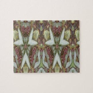 Strange modern pattern jigsaw puzzles