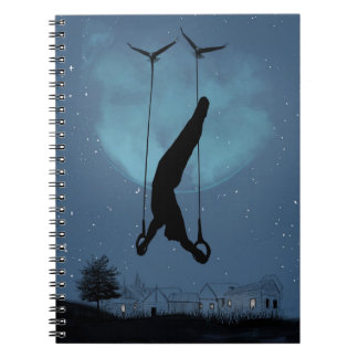 Strange night note books