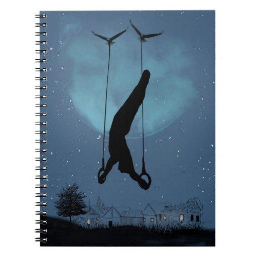 Strange night notebook