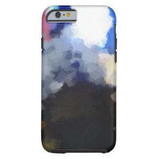 Strange Odd art Tough iPhone 6 Case
