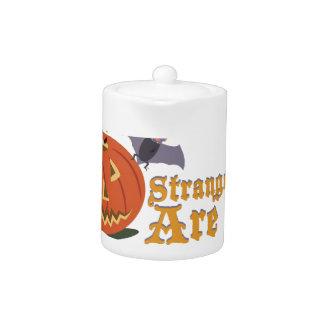 Strange Sights On Halloween