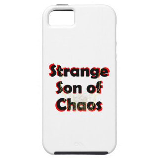 Strange Son Of Chaos iPhone 5 Covers