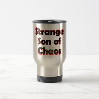 Strange Son Of Chaos Travel Mug