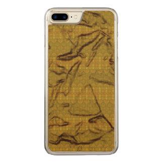 Strange unique pattern carved iPhone 7 plus case